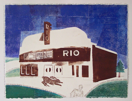 Remember the Rio: Homage to Star Wars -
